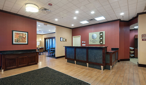 Comfort Inn Arlington at Ballston, Arlington Reviews