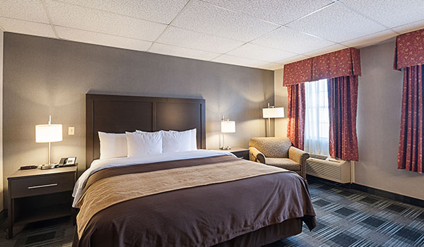 Comfort Inn Arlington at Ballston Reviews