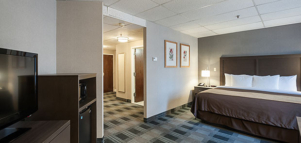 Comfort Inn Ballston, Arlington Executive King Suite